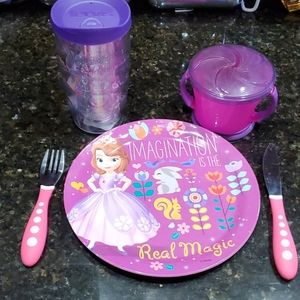 Sofia the first inspired bundle